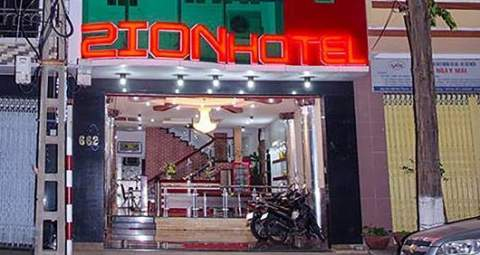 Khách sạn Zion 2
