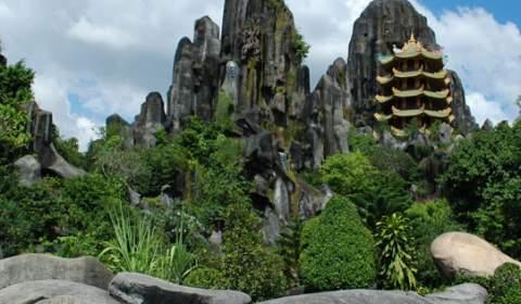 Non Nuoc - landscape of Quang