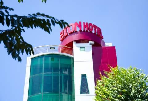 Các khách sạn ZION