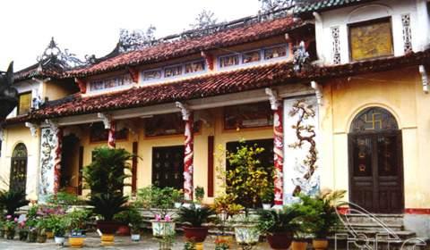 Phuoc Lam Pogoda