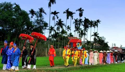 Tuy Loan Village Festival