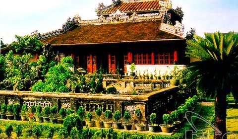 Thai Binh Lau