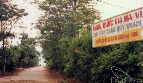Tourism and Ba Vi National Park