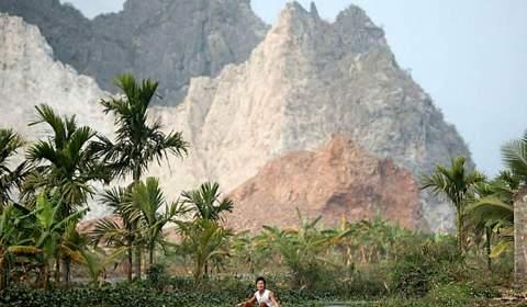 Trang Kenh landscape