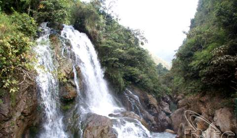 The waterfall of love