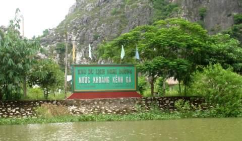 Kenh Ga Hot Spring