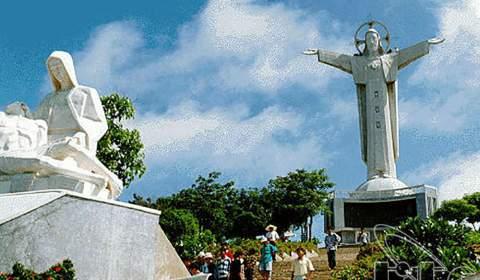 Lord Jesus statue
