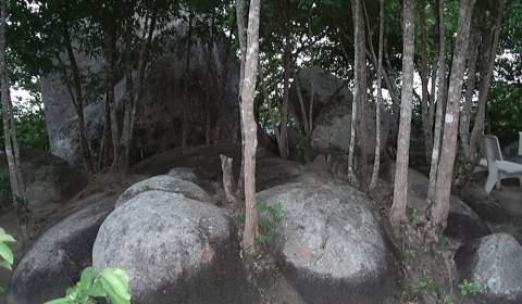 Minh Dam Mountain - ecotourism point source