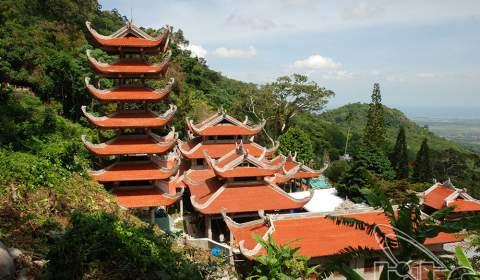 Ta Cu Mountain Temple