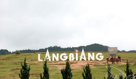 Mountain Langbiang