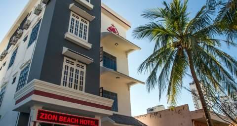 Khách sạn Zion Beach