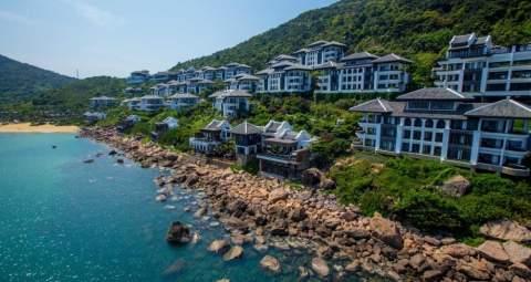 岘港太阳半岛度假村洲际酒店