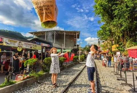 Du lịch Đài Loan Tết Nguyên Đán 2020:  ĐÀI BẮC – THẬP PHẦN – CÔNG VIÊN DƯƠNG MINH SƠN- ĐÀI TRUNG