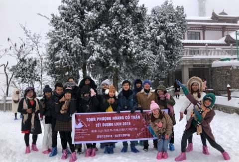 Đoàn du lịch Trương Gia Giới - Phượng Hoàng Cổ Trấn Tết Dương lịch 2019 (Khởi hành 29/12/2018)