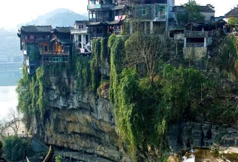 Tour du lịch: Phượng Hoàng Cổ Trấn - Phù Dung Trấn - Trương Gia Giới 6N5D
