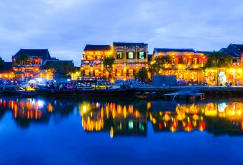 HOI AN ANCIENT TOWN & MABLE MOUTAIN