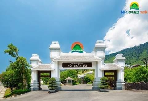 HALF DAY HOT SPRING OF THAN TAI IN DA NANG