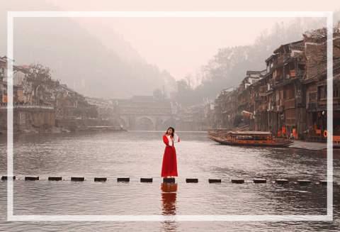 Tour du xuân 2020: Phượng Hoàng Cổ Trấn - Phù Dung Trấn - Trương Gia Giới - Thế giới Băng Tuyết 6N5D